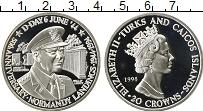 Изображение Монеты Австралия Кокосовые острова 20 крон 1994 Серебро Proof