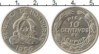 Продать Монеты Гондурас 10 сентаво 1956 Медно-никель