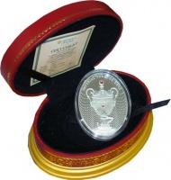 Изображение Подарочные монеты Ниуэ 2 доллара 2011 Серебро Proof