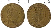 Изображение Монеты Великобритания Жетон 0 Латунь VF Георг III 1798
