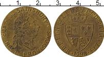 Изображение Монеты Великобритания Жетон 1798 Латунь VF