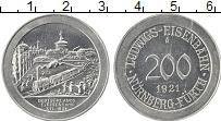 Продать Монеты Германия : Нотгельды 200 марок 1921 Алюминий