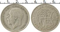 Изображение Монеты Великобритания 1/2 кроны 1928 Серебро XF- Георг V