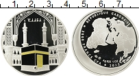 Продать Монеты Габон 2000 франков 2015 Серебро