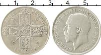 Изображение Монеты Великобритания 1 флорин 1918 Серебро VF