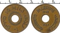 Продать Монеты Палестина 10 милс 1942 Медь
