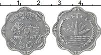 Продать Монеты Бангладеш 10 пойша 0 Алюминий