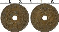 Продать Монеты Родезия 1 пенни 1956 Медь