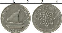 Продать Монеты Йемен 25 филс 1984 Медно-никель