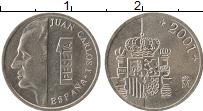Изображение Монеты Испания 1 песета 2001 Алюминий UNC-