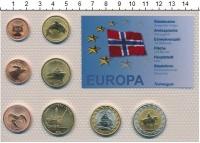 Изображение Наборы монет Норвегия Норвегия 2004 2004  UNC