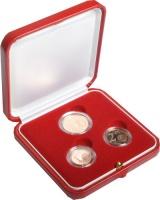 Изображение Подарочные монеты Монако Набор евроцентов 2005  Proof