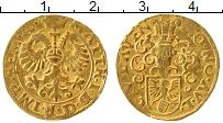 Продать Монеты Девентер 1 гульден 1619 Золото