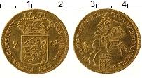 Продать Монеты Овериссель 20 франков 1761 Золото