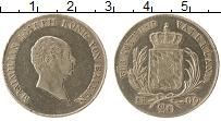 Изображение Монеты Бавария 20 крейцеров 1809 Серебро XF Максимилиан Йозеф