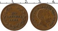 Изображение Монеты Баден 1 крейцер 1828 Медь XF-