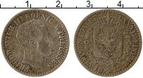 Изображение Монеты Пруссия 1/6 талера 1823 Серебро VF А  Фридрих  Вильгель