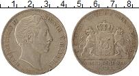 Изображение Монеты Бавария 2 талера 1856 Серебро XF Максимилиан II