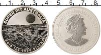 Изображение Монеты Австралия 1 доллар 2019 Серебро UNC