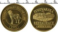 Изображение Монеты Чехия Жетон 0 Латунь UNC-