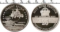 Изображение Монеты Австралия Хатт-Ривер 25 долларов 1991 Серебро Proof-