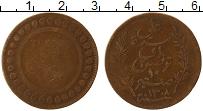 Изображение Монеты Тунис 10 сантим 0 Бронза VF 1308 г.х.