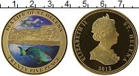 Продать Монеты Остров Святой Елены 25 пенсов 2013 Медно-никель