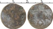 Изображение Монеты Германия Саксония 1/2 пфеннига 0 Серебро VF