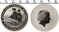 Продать Монеты Тувалу 1 доллар 2019 Серебро