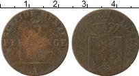 Изображение Монеты Пруссия 3 пфеннига 1867 Медь VF А