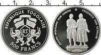 Продать Монеты Того 500 франков 2004 Серебро