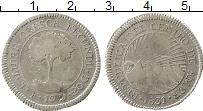 Изображение Монеты Северная Америка Центральная Америка 2 реала 1831 Серебро VF+