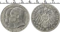 Изображение Монеты Германия Гессен 5 марок 1904 Серебро UNC-