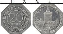 Изображение Монеты Германия : Нотгельды 20 пфеннигов 1920 Алюминий XF