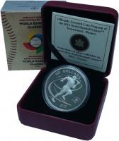 Изображение Подарочные монеты Канада 20 долларов 2013 Серебро Proof `Серия ``Мир бейсбол