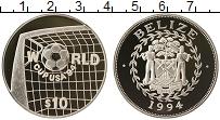 Продать Монеты Белиз 10 долларов 1994 Серебро