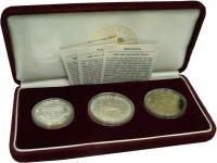 Изображение Подарочные монеты Южная Корея Олимпиада в Сеуле 1988 г. 1982  BUNC