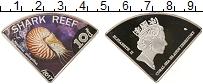 Изображение Монеты Австралия 10 долларов 2017 Посеребрение Proof Коралловое море, Шар