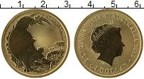 Изображение Монеты Австралия 1 доллар 2013 Латунь UNC- Утконос