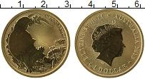 Изображение Монеты Австралия 1 доллар 2013 Латунь UNC-