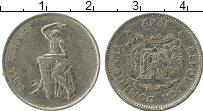 Продать Монеты Доминиканская республика 5 сентаво 1989 Медно-никель