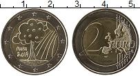 Изображение Мелочь Мальта 2 евро 2019 Биметалл UNC