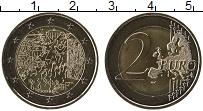 Изображение Мелочь Франция 2 евро 2019 Биметалл UNC