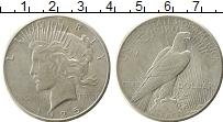 Изображение Монеты Северная Америка США 1 доллар 1925 Серебро XF