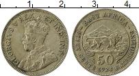 Продать Монеты Восточная Африка 50 центов 1921 Серебро
