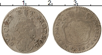 Изображение Монеты Германия Вюрцбург 1 шиллинг 1763 Серебро VF
