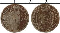 Продать Монеты Вюрцбург 1 шиллинг 1751 Железо