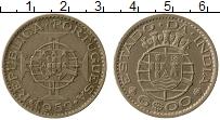 Продать Монеты Португальская Индия 6 эскудо 1959 Медно-никель