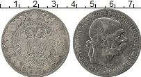 Изображение Монеты Австрия 5 крон 1900 Серебро VF