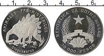 Продать Монеты Гвинея-Бисау 10000 песо 1993 Серебро